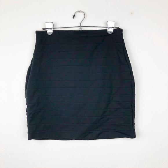 Express Dresses & Skirts - Express Black Mini Skirt